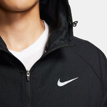 Load image into Gallery viewer, NIKE MENS ESSENTIAL RUN JACKET | BLACK