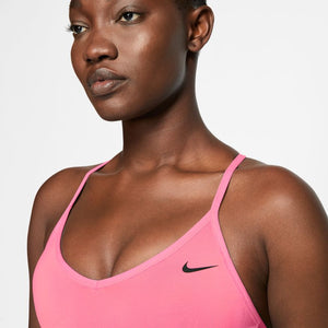 NIKE WOMENS INDY SPORTS BRA | PINK GLOW
