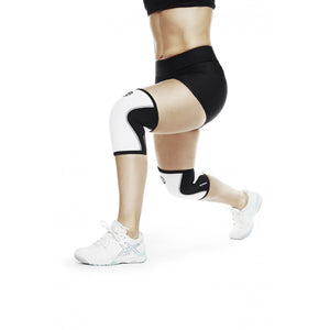 REHBAND RX KNEE SLEEVE 5MM WHITE