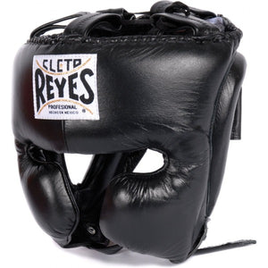 CLETO REYES HEADGEAR CHEEK PROTECTOR - BLACK