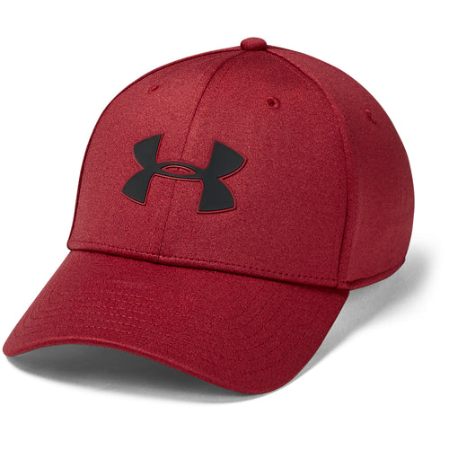 UA MENS TWIST STRETCH CAP | CORDOVA LIGHT HEATHER