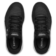 Load image into Gallery viewer, UA WOMENS  CHARGED INTAKE 4 RUNNING SHOES | BLACK