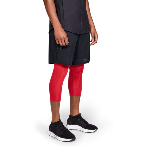 UA MENS VANISH WOVEN SHORTS | BLACK