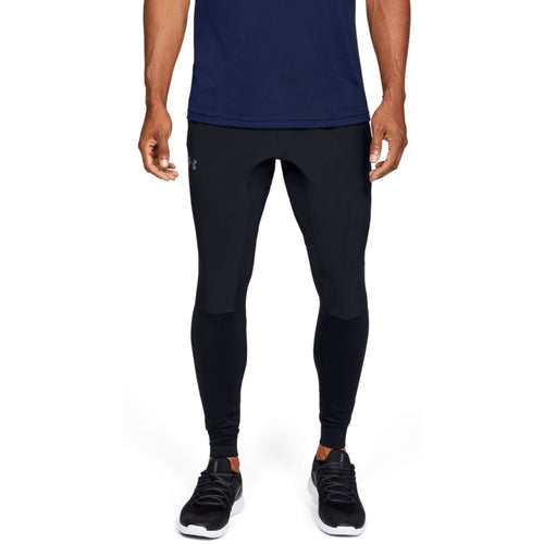 UNDER ARMOUR MENS  HYBRID PANTS | BLACK