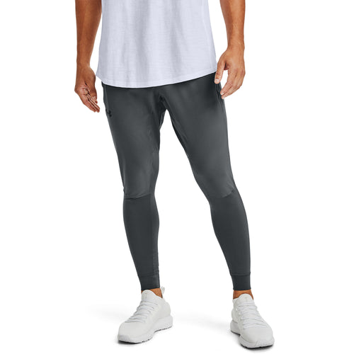 UA MENS HYBRID PANTS | PITCH GREY