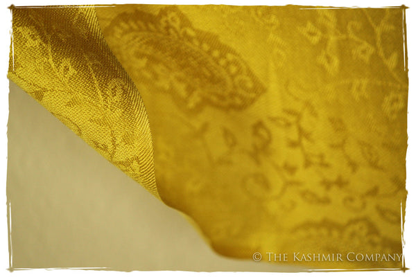 The Princess Buttercup Silk Scarf / Shawl