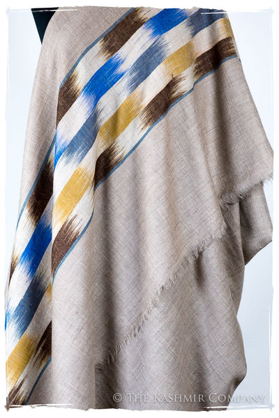 The Buchanan - Mens Handloom Pashmina Shawl