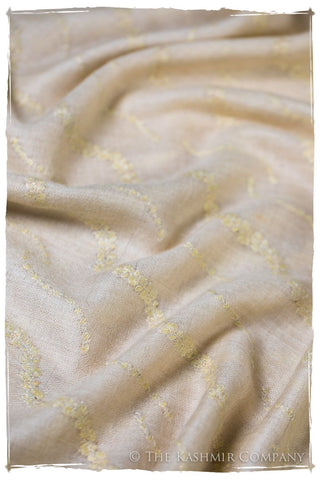Veines de Tourmaline Arabesque L'amour Soft Cashmere Scarf/Shawl