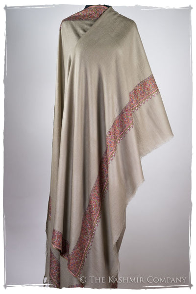 Treasured Memories  - Grand Pashmina Mens Shawl