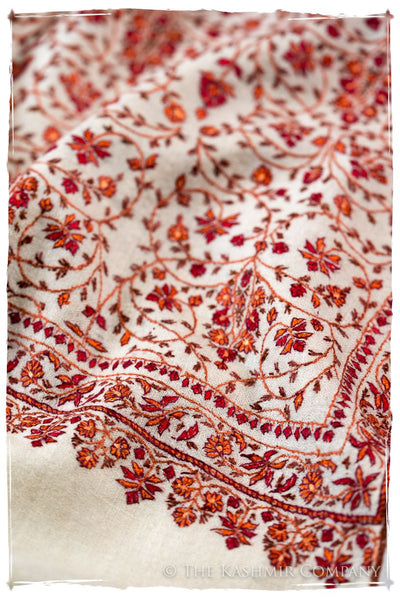 The Willow La Belle Maplé - Grand Pashmina Shawl