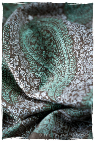 The Tropézienne - Grand Pashmina Shawl
