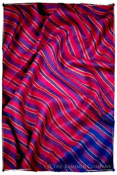 The MacKinlay - Handloom Pashmina Cashmere Scarf