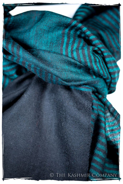 The MacLean - Handloom Pashmina Cashmere Scarf