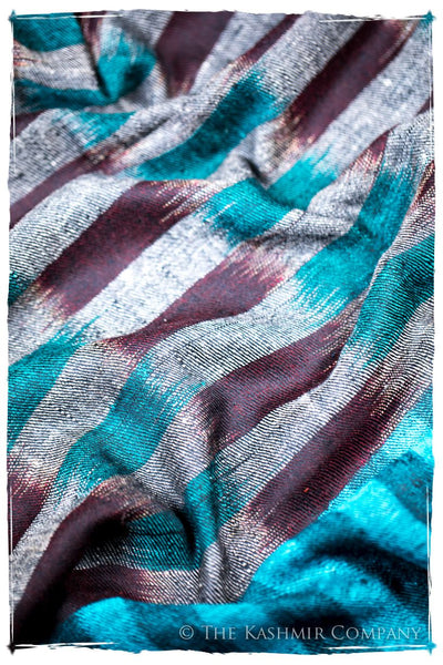 The Bedford - Handloom Pashmina Cashmere Scarf
