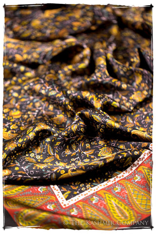 Organic Silk Scarf Collection