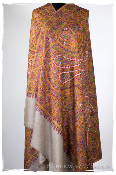 Queen of Sheba - Grand Pashmina Shawl