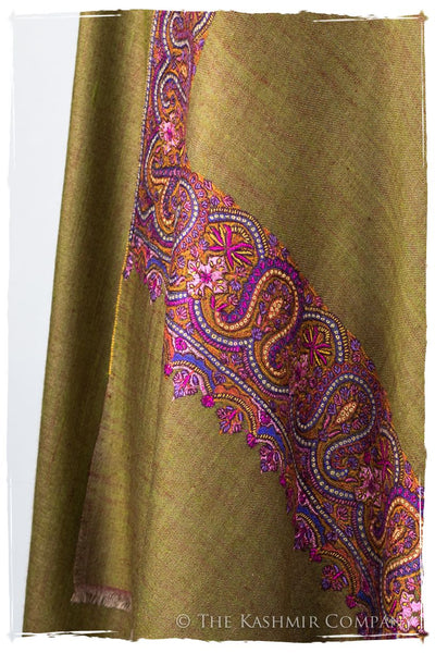 San Francisco Gold - Grand Pashmina Shawl