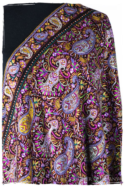 The Orient - Grand Jamawar Pashmina Shawl