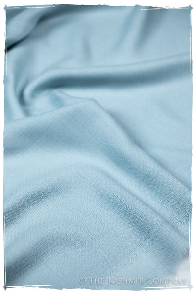 Bul Bul Clear Water Kashmir Wool Scarf