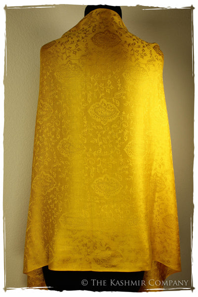 Dorothy's Yellow Brick Road Silk Scarf / Shawl