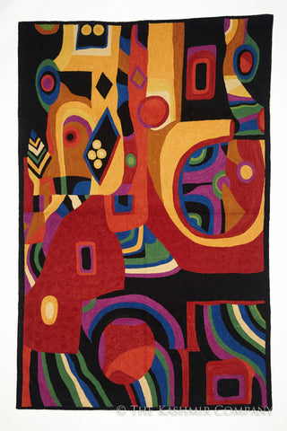 The Cubist Rug Collection