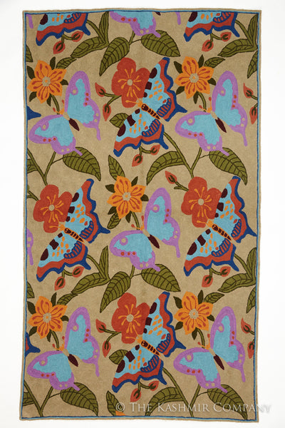 The Fantaisie Papillon Rug