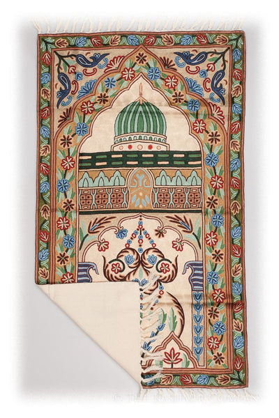 Roshanara Arye Meditation Prayer Rug