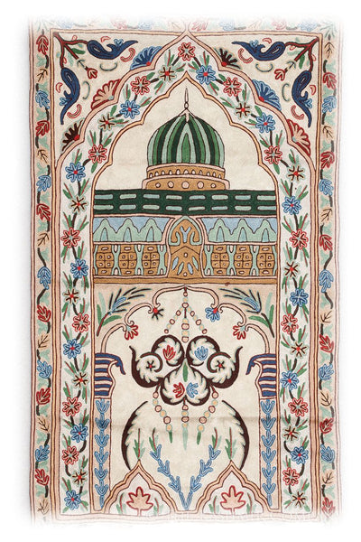 Chashme Arye Meditation Prayer Rug