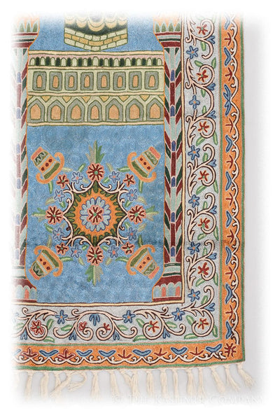Verinag Arye Meditation Prayer Rug