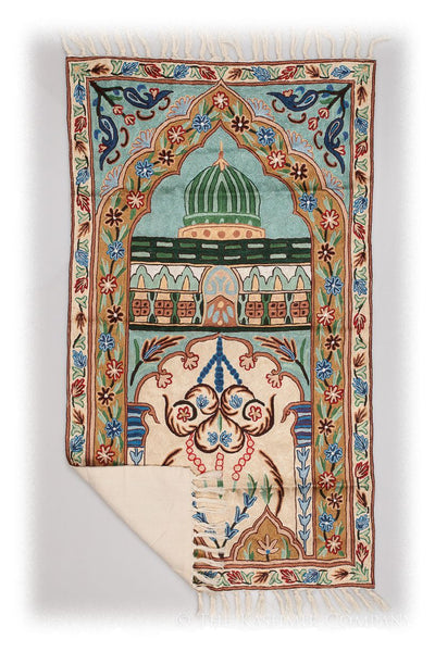 Wazir Arye Meditation Prayer Rug