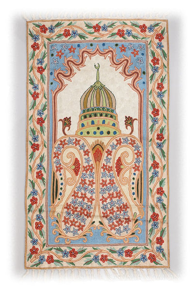 Itmad Arye Meditation Prayer Rug