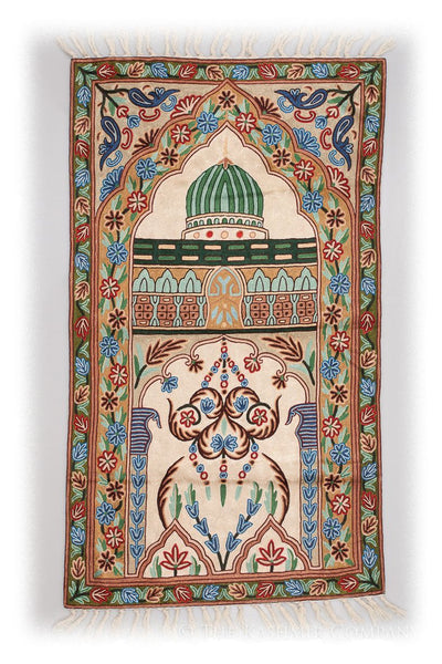 Salim Arye Meditation Prayer Rug