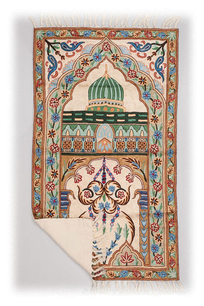 Shahi Arye Meditation Prayer Rug