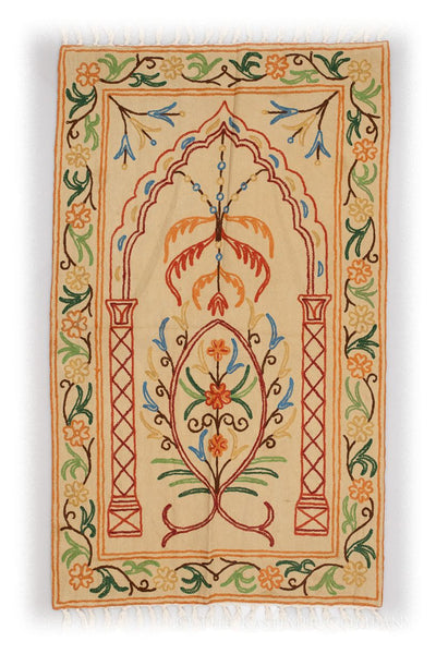 Zeenat Arye Prayer Rug / Wall Hanging