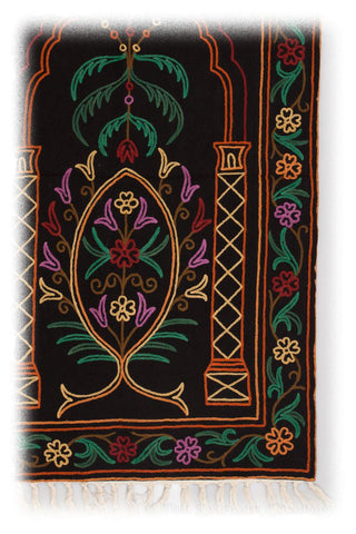 Fateh Arye Prayer Rug / Wall Hanging