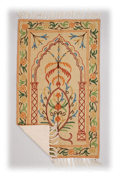 Pani Arye Prayer Rug / Wall Hanging