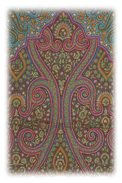 Noor Janamaz Meditation Prayer Rug