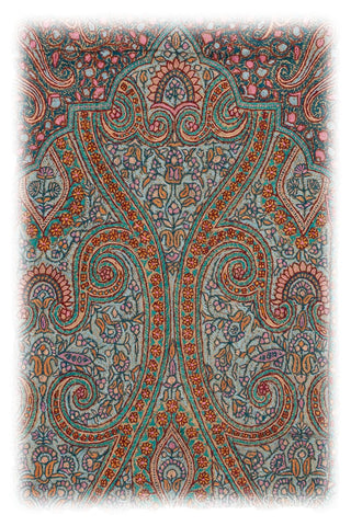 Rehman Janamaz Meditation Prayer Rug