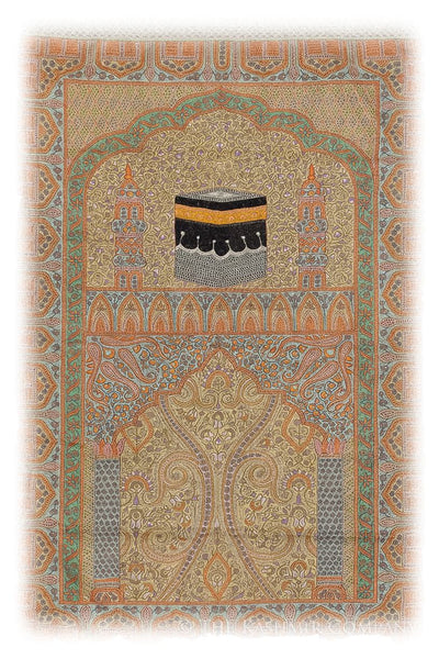 Alim Janamaz Meditation Prayer Rug