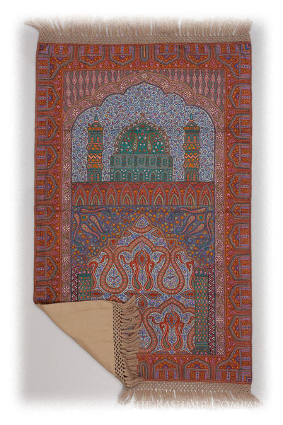 Zahir Janamaz Meditation Prayer Rug