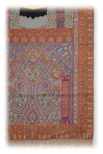 Nafi Janamaz Meditation Prayer Rug
