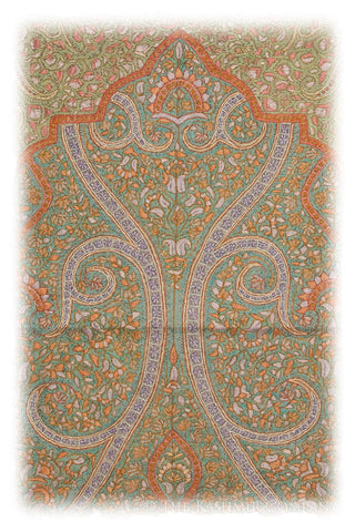 Wali Janamaz Meditation Prayer Rug