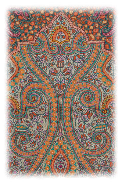 Qadir Janamaz Meditation Prayer Rug