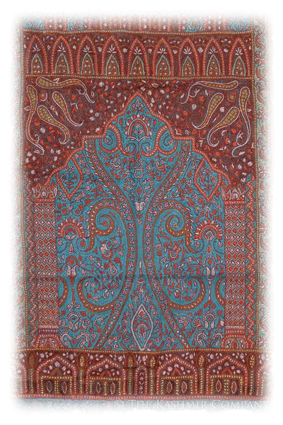 Wahab Janamaz Meditation Prayer Rug