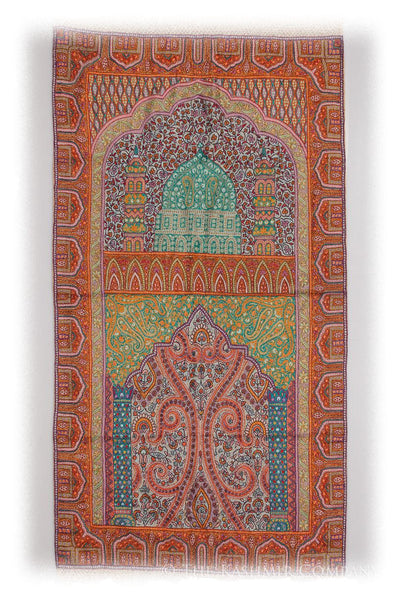 Sami Janamaz Meditation Prayer Rug