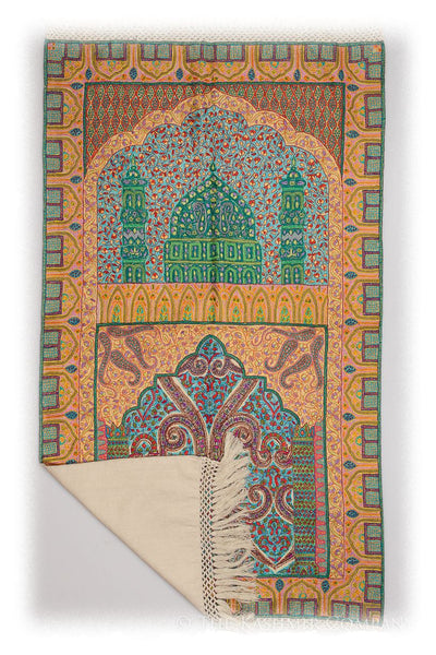 Aziz Janamaz Meditation Prayer Rug