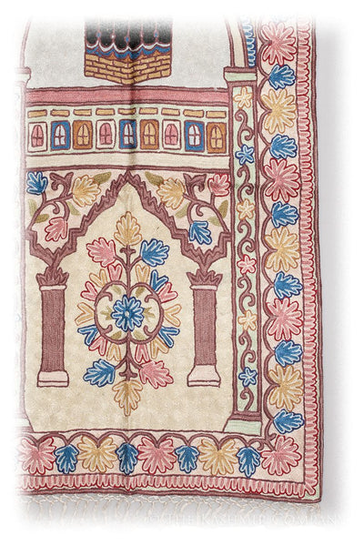 Akbar Arye Meditation Prayer Rug