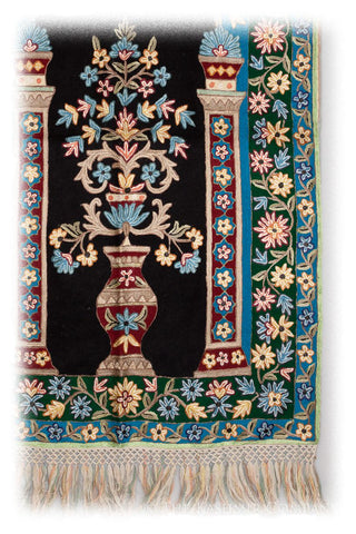 Dianga Arye Meditation Prayer Rug