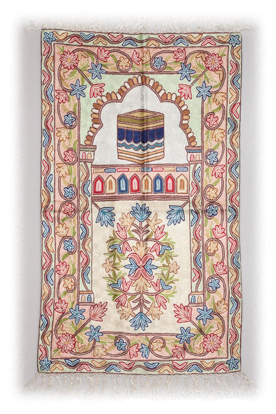 Kabuli Arye Meditation Prayer Rug
