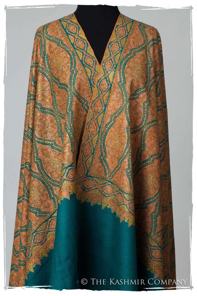 The Reflection - Grand Jamawar Pashmina Shawl